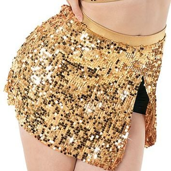 Ultra Sparkle Sequin Skort | Balera™