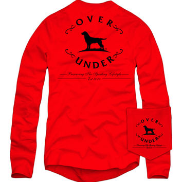 Over Under - Original Logo L/S