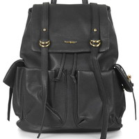 Large PU Backpack - Topshop
