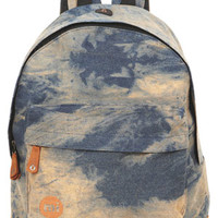 Mi Pac Distressed Acid Backpack - Multi