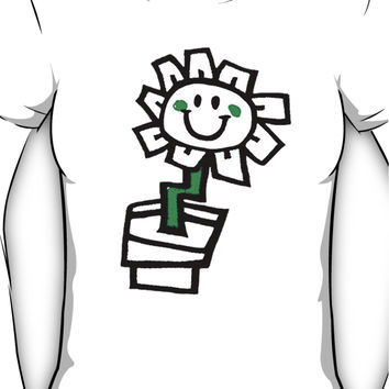 Green Day, Kerplunk! Flower Women's T-Shirt