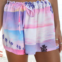 Santa Monica Shorts | SABO SKIRT