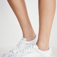 Free People Basket Classic Metallic Trainer
