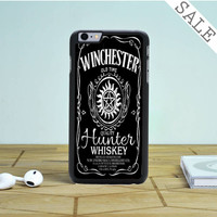 supernatural the winchester iPhone 6 Plus iPhone 6 Case