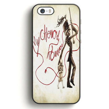 My Chemical Romance Music Band Logo White iPhone 5|5S Case | Aneend