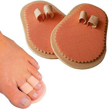 Reusable Double-Toe Straighteners Splint Overlapping Crooked Adjustable