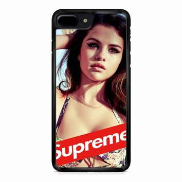 Selena Gomez Supreme iPhone 8 Plus Case