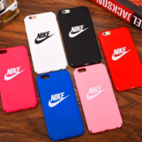 Fashion Nike Print Sport Cover Case For Iphone 8 8 Plus/7 7 Plus/6 6s Plus