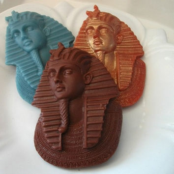 SOAP, Pharaoh Tutankhamun King Tut, Scented in Egypt, Vegetable Based