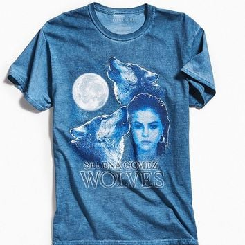 Selena Gomez Wolves Tee | Urban Outfitters