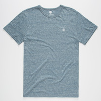 ELEMENT Fundamental Mens T-Shirt | Solid & Stripe Tees
