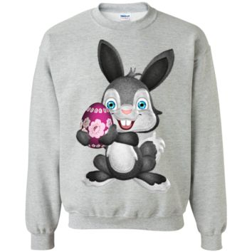 fluffy easter bunny T-Shirt