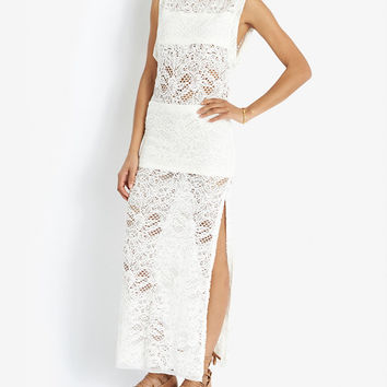 IRO Feliane Lace Dress at INTERMIX | Shop Now | Shop IntermixOnline.com