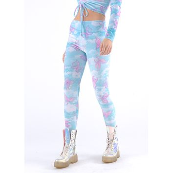 Dreaming of Butterflies Leggings