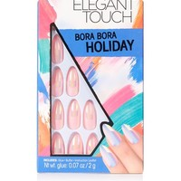Holographic False Nails by Elegant Touch