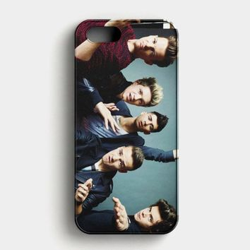 One Direction 1D Sketch iPhone SE Case