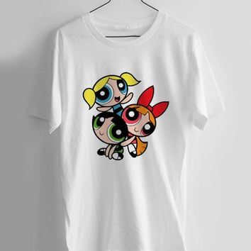 The Powerpuff Girls T-shirt Men, Women Youth and Toddler