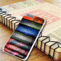 Harry Potter All 7 Book iPhone 6 Plus   iPhone 6S Plus Case