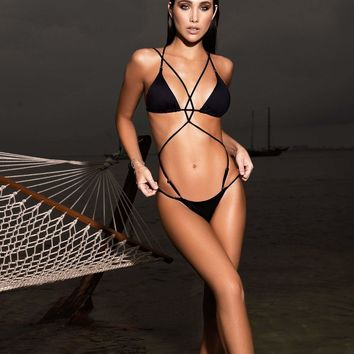 Sophisticated Monokini