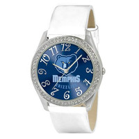 Memphis Grizzlies NBA Ladies Glitz Series Watch