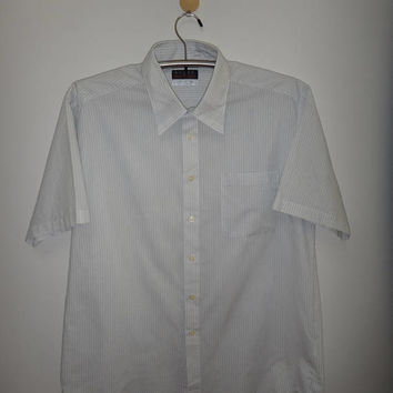 Sissy By Kansai Yamamoto Casual shirt Mens Button Down Made in Japan
