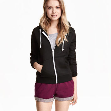 H&M Hooded Sweatshirt Jacket $19.99