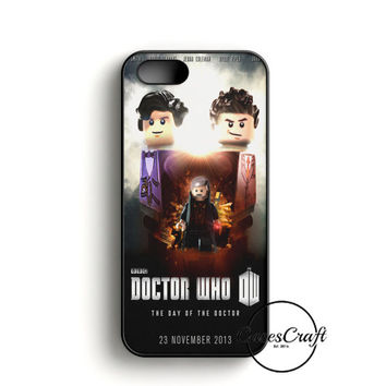 Bbc Doctor Who Lego iPhone 5/5S/SE Case