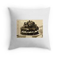 """Chocolate Cake"" Digital Art Print / Avalon Media by avalonmedia"