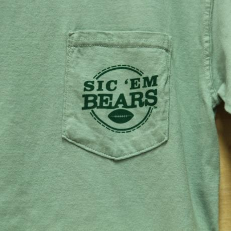 Baylor Football Icons Pocket From Congressclothing Com