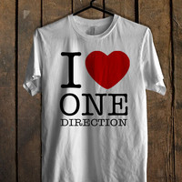 One Direction Love  Mens T Shirt and Womens T Shirt *76*