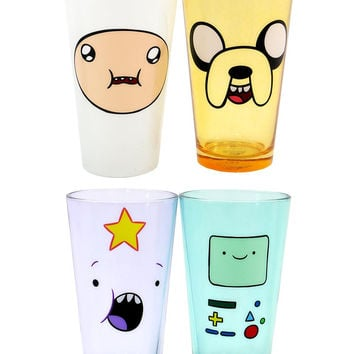 ADVENTURE TIME PINT 4 PACK