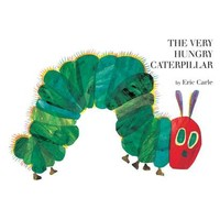 The Very Hungry Caterpillar (Board)