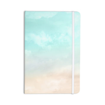 "Michelle Drew ""Vintage Blue Skies"" Blue Photography Everything Notebook"
