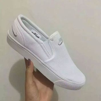 Nike Slip-On Classic Canvas Old Skool Sneakers Sport Shoes 3517b992f2