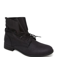 Rebels Galana Slouchy Boots - Womens Boots - Black