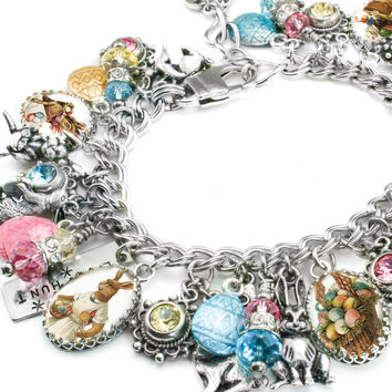 Mr. Jellybeans, Easter Charm Bracelet