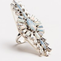Heart of Glass Cocktail Ring by Erickson Beamon Rocks - ShopKitson.com