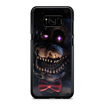 Fnaf 1 Freddy Samsung Galaxy S8 Plus Case