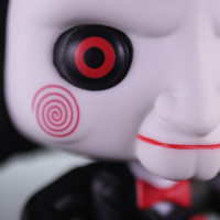 Funko Pop Movies, Saw, Billy #52
