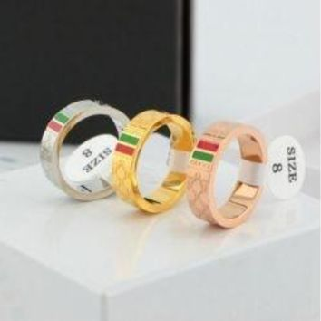 Gucci Ring Unisex