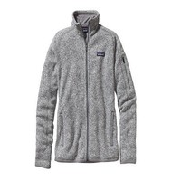 Patagonia Womens Better Sweater Jacket. the better sweater from Patagonia will keep you warm £49.97