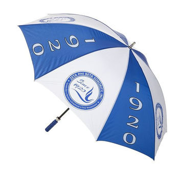 Zeta Phi Beta 30'' Jumbo Umbrella