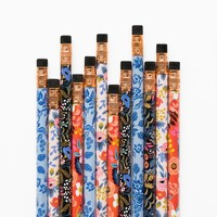 Floral Assorted Writing Pencils by RIFLE PAPER Co. | Imported