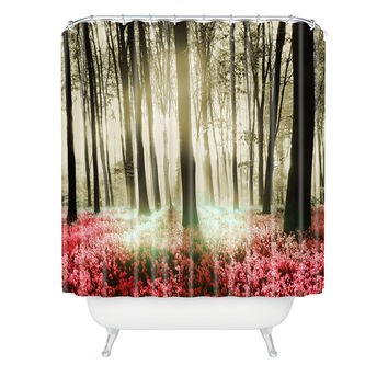 Viviana Gonzalez Forest II Shower Curtain