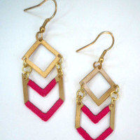 Right This Way Earrings