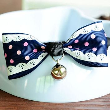 Chique Bow Tie for Cats & Dogs