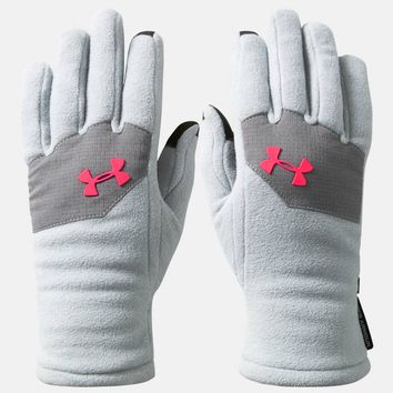 Kids' ColdGear® Infrared Fleece Gloves | Under Armour US