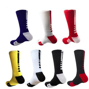 New Elite Socks Men Long CoolMax  Socks Male Compression  Socks Men Socks