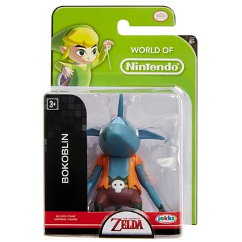 "Bokoblin 2.5"" Mini Figure World of Nintendo NEW Legend Of Zelda"