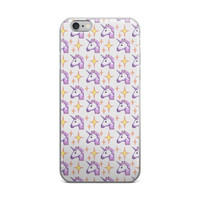 Unicorn Emoji iPhone 6/6s 6 Plus/6s Plus Case